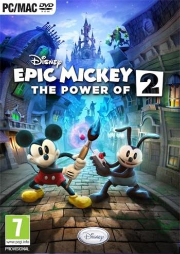 PC Disney Epic Mickey 2: Dvojitý zásah